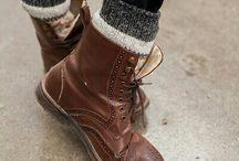 Shoes, scarpe, scarpette, stivali e ciabatte!