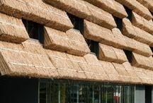 CHAUME / Références architecture chaume