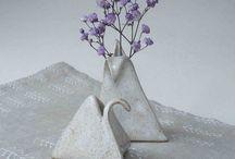 Ceramic pottery/vase/planter/plate