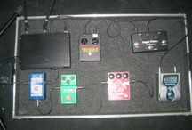 Tools of the Trade: Guitar Effects gear