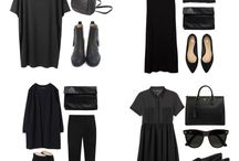 All black outfits ⚫️