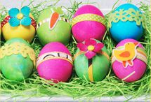 Easter ideas / by Tracey Hebron