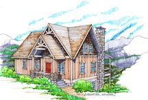Black Label, Comfy Cabins / Now you can have all the full, flavorful character of Natural Element Homes in a smaller size and price. We are pleased to introduce our top-shelf assortment of cabins - The Comfy Cabins Black Label collection. Enjoy!  / by Natural Element Homes