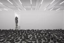 Instalações artísticas e museus (Art Installations)