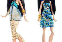 Monster High / Nasze zdjęcia lalek z linii Monster High