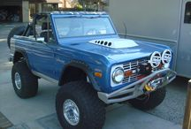 1966-1977 Ford Broncos