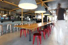 Restaurant & Bar Design / Restaurant & Bar Design