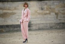 AW'13 trend - PINK