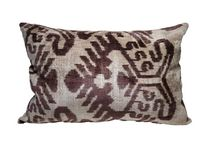 Pillows / handwoven pillow