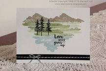 Stampin' Up! Waterfront set