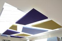 Faux plafonds et rabaissement