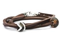 Trollbeads & Pandora leather bracelets