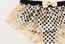 Cutie knickers / by mary calhoun