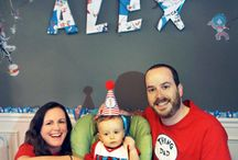 party ideas / Random party ideas that inspire me for my kids parties!  / by Jamie Baker