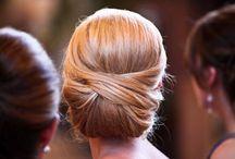 Bridesmaid hair / by Ashley Jaquess Millis