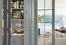 tall doors