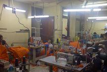 Schlussel Workshop / Tempat Proses Produksi