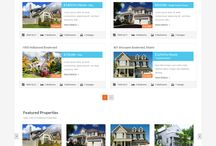 web design - real estate