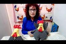 como hacer una gallina