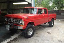 Classic 4x4 Trucks