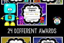 Class Awards / Class Awards
