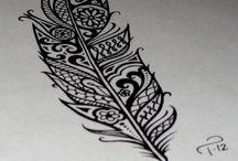 Tekenen / Tekeningen | Doodles | Art