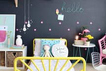 Kids Decor / Kids rooms and pkay spaces