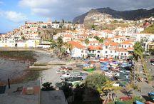 Madeira, pequeño paraíso perdido en el Atlántico / Funchal, Ribiera Brava, Porto Moniz, Cámara de Lobos, Calheta y Porto Santo, arte y emblema turístico de un destino que cautiva a medio mundo.