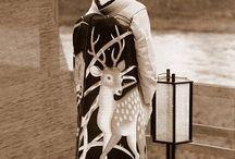 Kimonos / Vêtements traditionnels Japonais