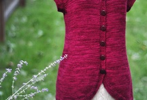 Knitting and Crocheting / by Julie W
