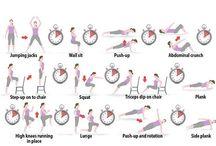 Exercitii sala