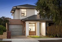 Latitude 37: Chesterville Road, Bentleigh East Duplex / Duplex project designed and built by Latitude 37 based on their 'Bentleigh 29' duplex floor plan.