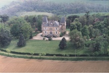Our Castles to rent / Many castles in many places in France.