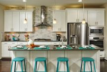 cook here. / kitchen spaces