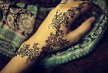 henne tattoo