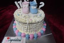 BABY SHOWER CAKES AND GENDER REVEAL CAKES AUCKLAND / Our baby shower and Baptism cakes can be customized to match the theme or color scheme of your baby shower or Baptism or baby gender. Also our Gender reveal cakes are a Novel way to Reveal the gender of the baby to family & friends - Neutral in colour from the outside but cut the cake & it will reveal pink for a girl and Blue for a boy. www.frescofoods.co.nz Email: fresco@woosh.co.nz
