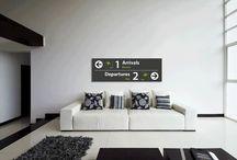 AirPart / De coole borden van AirPart.nl | Unieke signs in airport & subwayart