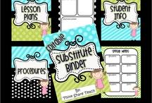 Substitute Teacher Resources