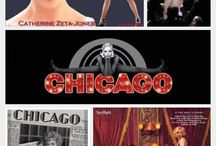 Chicago Theme / Grungy but glitzy. Inspired by the movie and the stage show - Jazz music, whiskey.