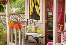 Outdoor room