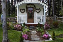 Bahçe evi