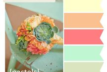 Color Palettes / by Marryl All Write