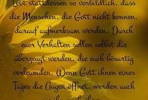 Bibel Verse Deutsch