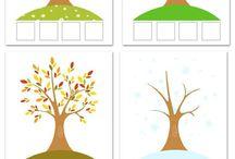 čtvero ročních období