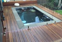 Decking pool ideas