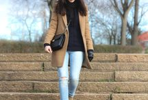 CAMEL COAT - OUTFITS / CAMELCOAT | CAMEL | STYLEINSPIRATION | HOWTO | STYLE