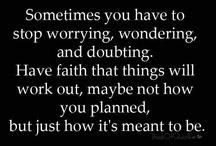 Faith, Hope, and Hugs
