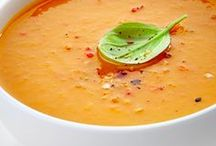soupe et velouté