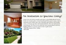 Beautiful Houses for Sale / by Serrano