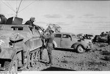 WW2 - SDKFZ 251/11